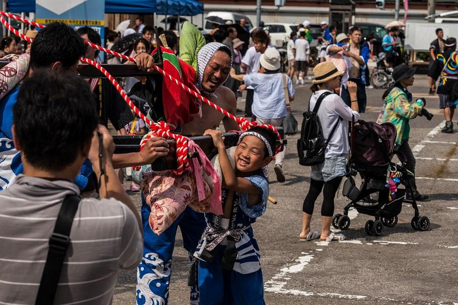 2016.07.23松波人形キリコ祭り素敵な人々4