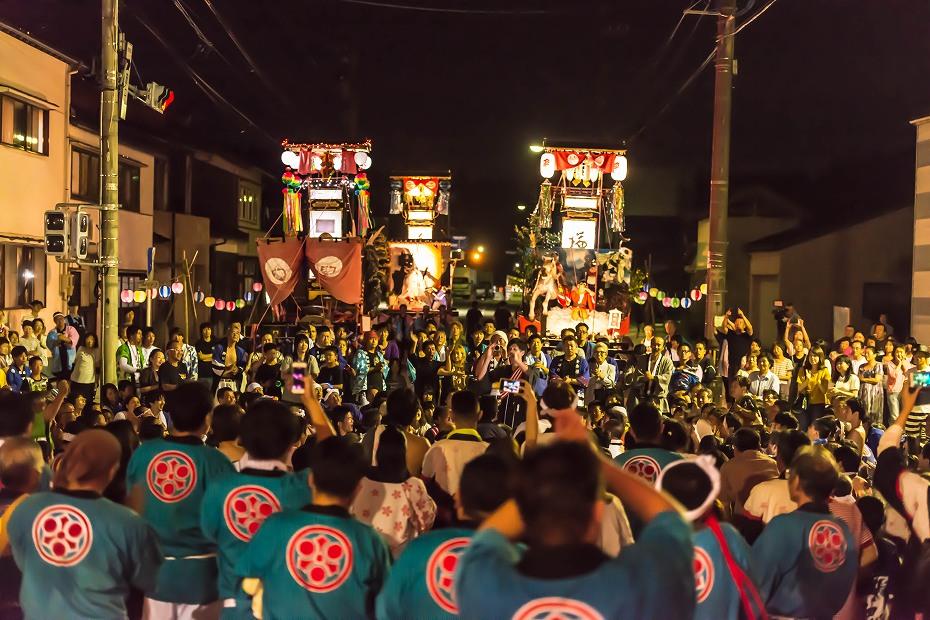 2016.07.23松波人形キリコ祭り夜の乱舞12