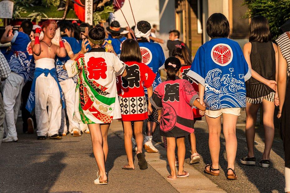 2016.07.23松波人形キリコ祭り素敵な人々9