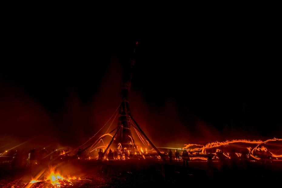 2016.07.30向田の火祭り7