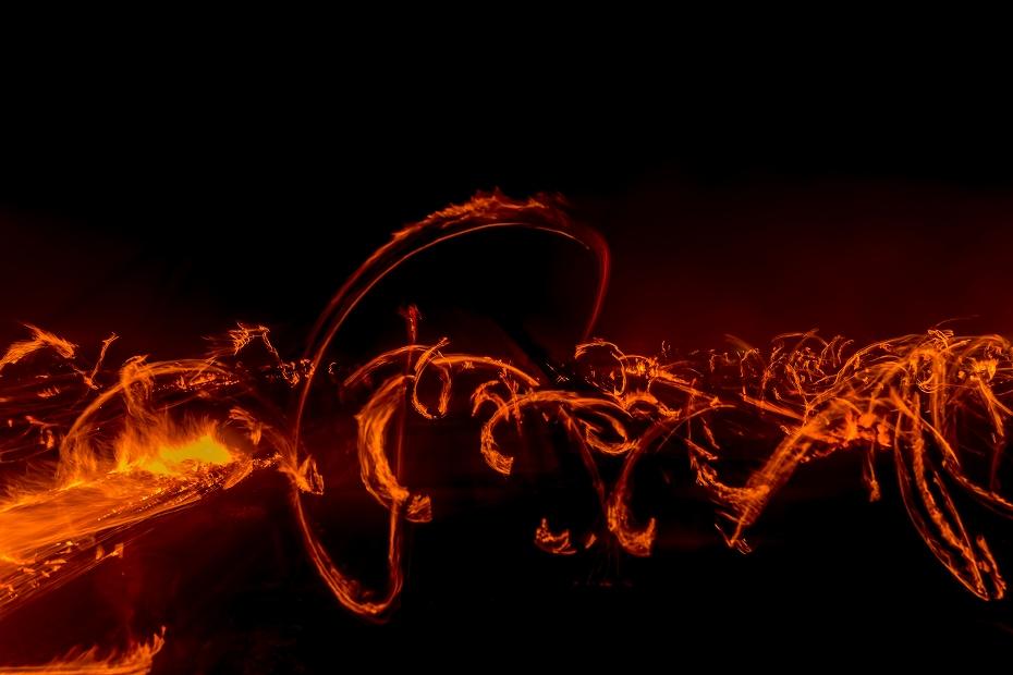 2016.07.30向田の火祭り6