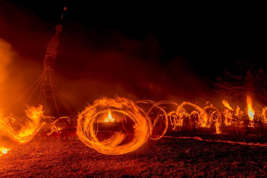 2016.07.30向田の火祭り5