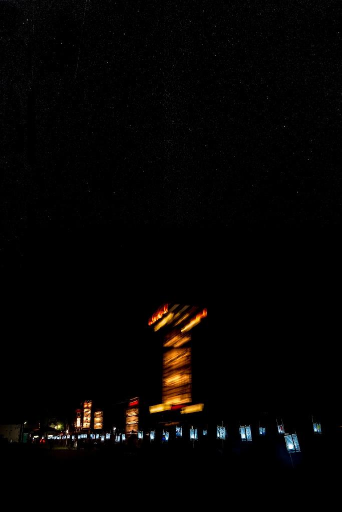 2016.07.30向田の火祭り2