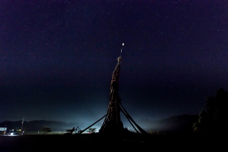 2016.07.30向田の火祭り1