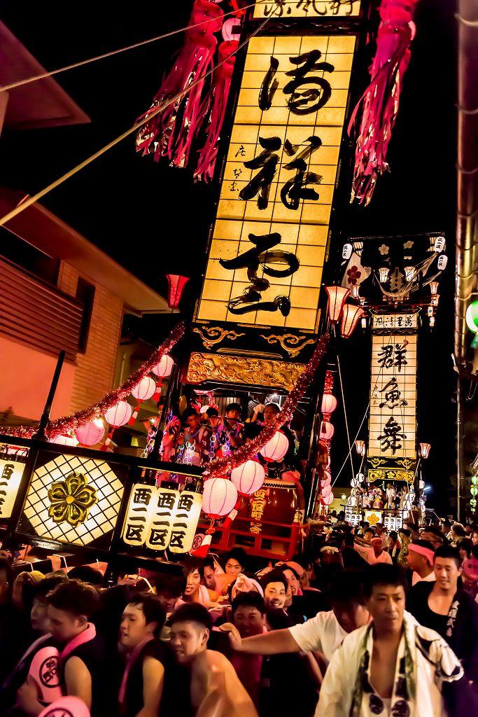 2016.08.06石崎奉燈祭の夜6