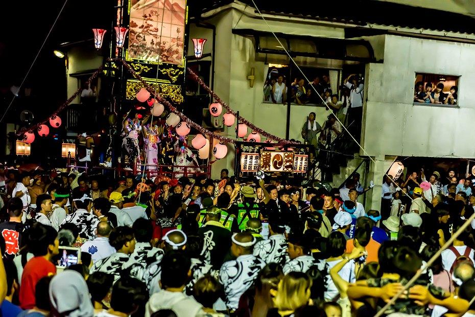 2016.08.06石崎奉燈祭の夜2