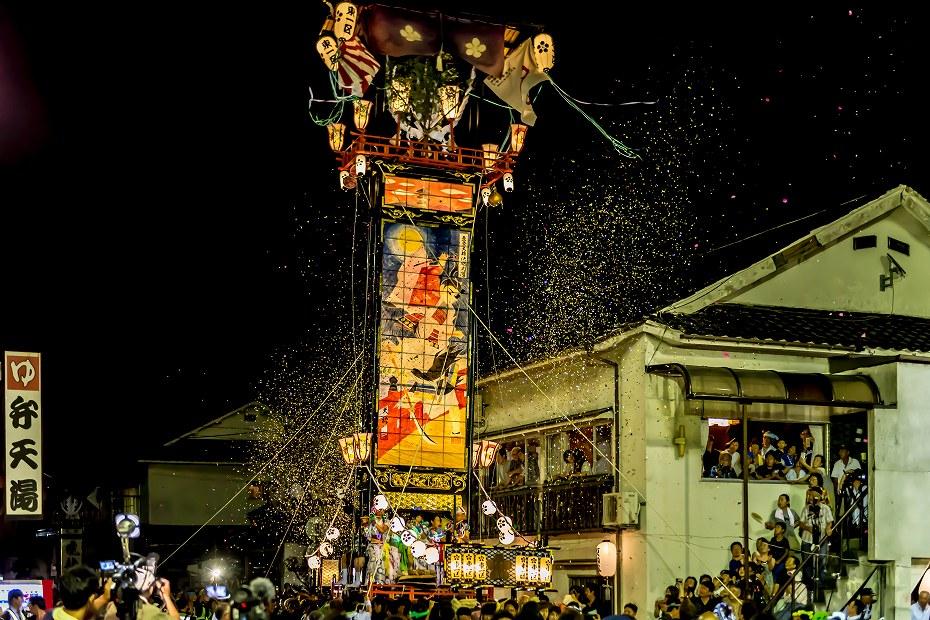 2016.08.06石崎奉燈祭の夜1