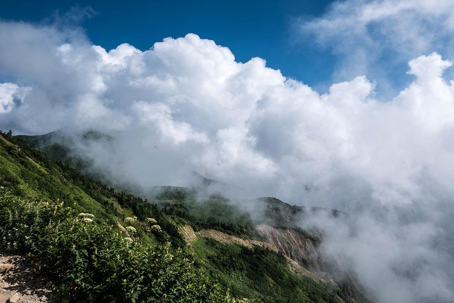 2016.08.09白山登山1