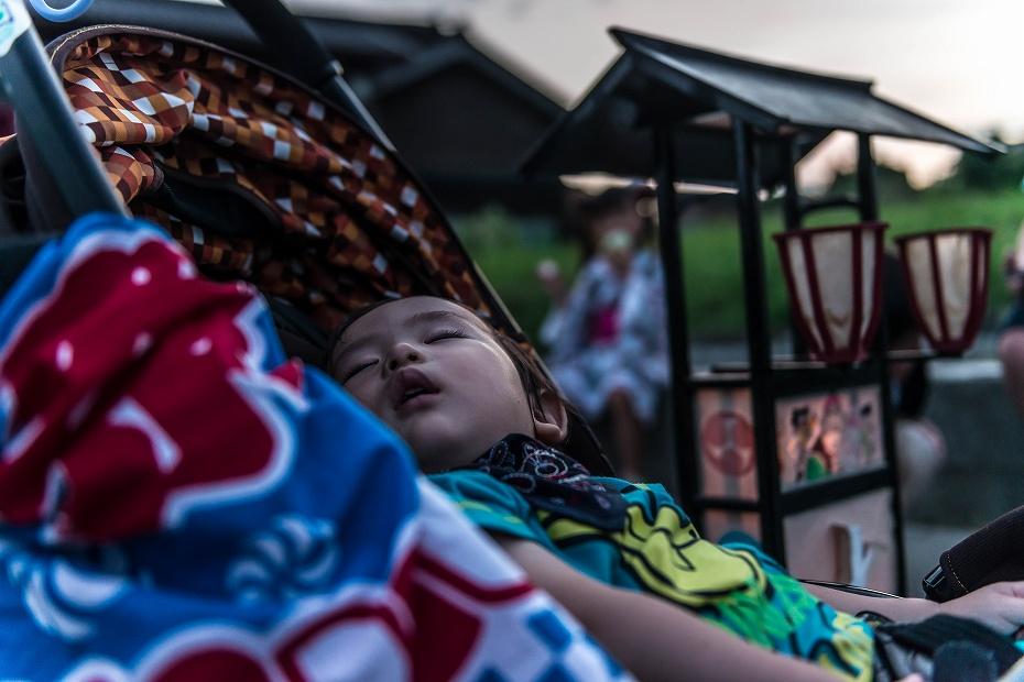 2016.08.14夕暮れの西海祭り14