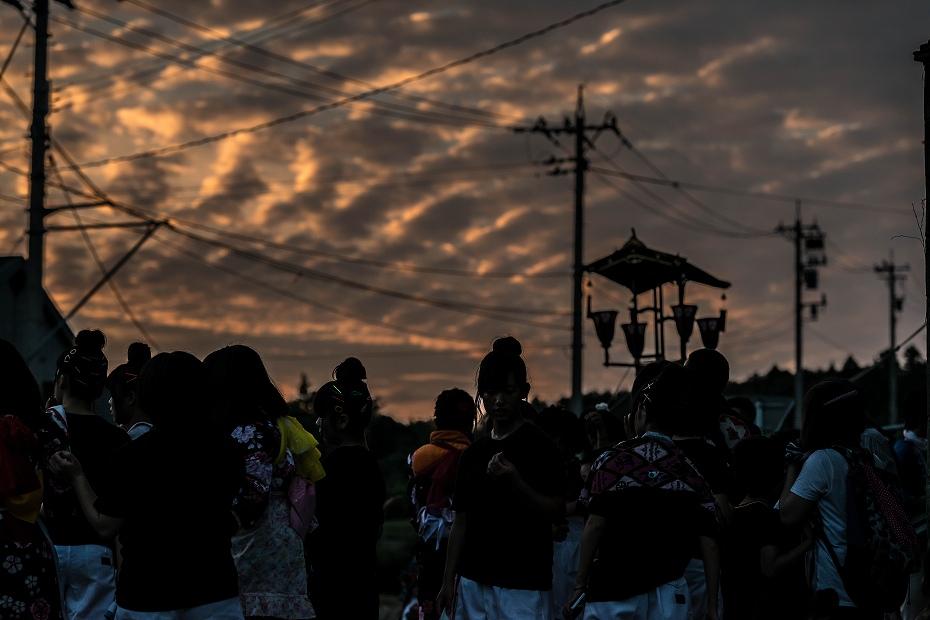 2016.08.14夕暮れの西海祭り13