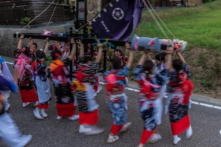 2016.08.14夕暮れの西海祭り11