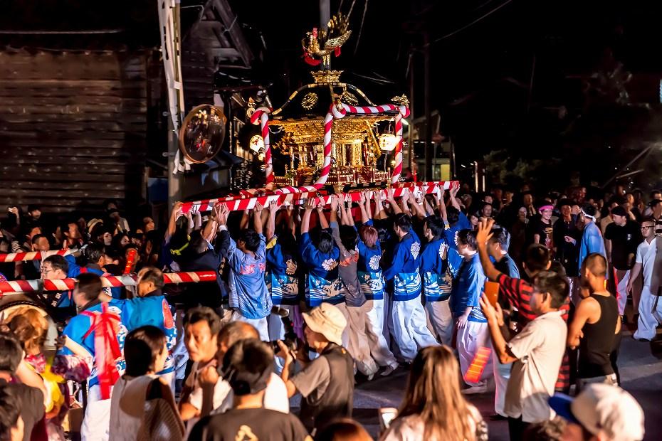 2016.08.14激しくぶつかる西海祭り11