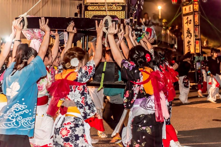 2016.08.14激しくぶつかる西海祭り7