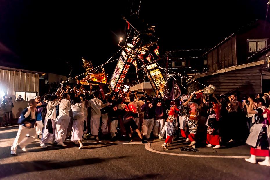 2016.08.14激しくぶつかる西海祭り8