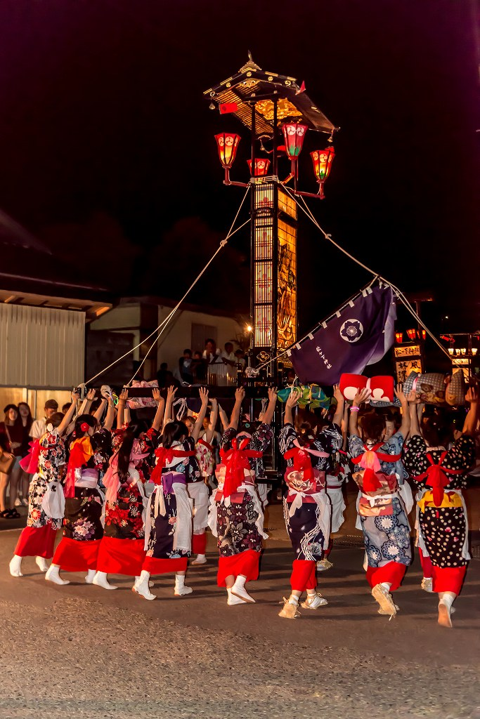 2016.08.14激しくぶつかる西海祭り5