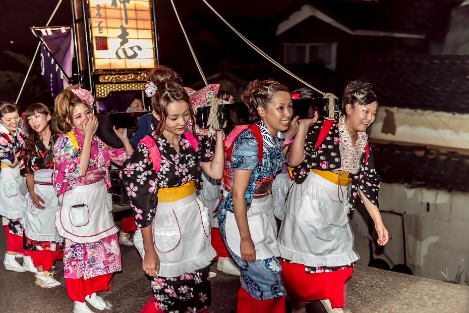 2016.08.14激しくぶつかる西海祭り4