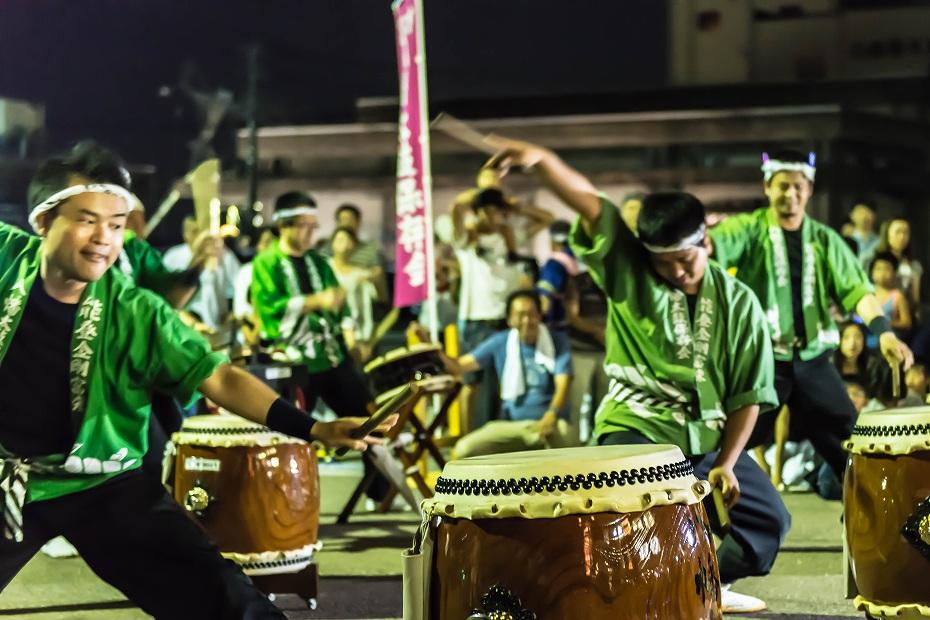 2016.08.14激しくぶつかる西海祭り3