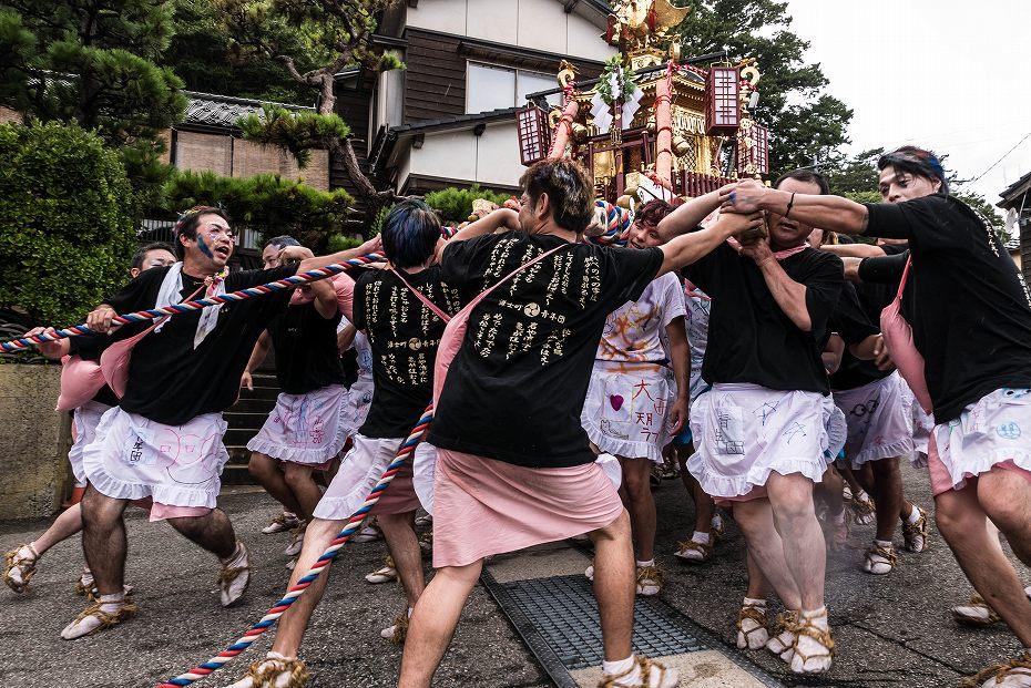 2016.08.22輪島大祭1日目2