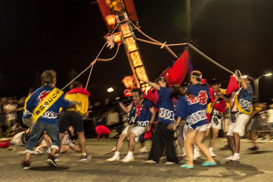 2016.08.23輪島大祭.重蔵神社8