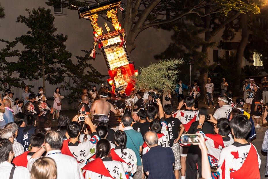 2016.08.23輪島大祭.重蔵神社2