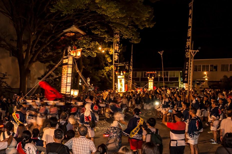 2016.08.23輪島大祭.重蔵神社1