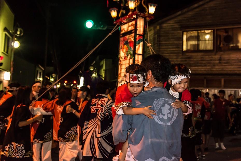 2016.08.24輪島大祭3日目住吉神社10