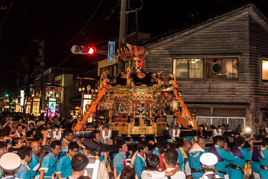 2016.08.24輪島大祭3日目住吉神社9
