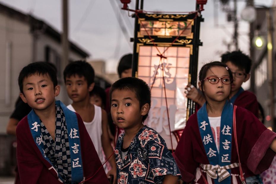 2016.08.24輪島大祭3日目住吉神社1