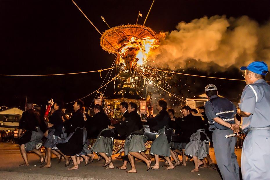 2016.08.25輪島大祭.輪島前神社14