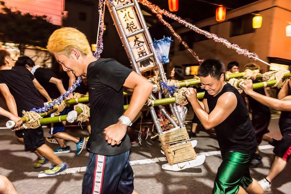 2016.08.25輪島大祭.輪島前神社7