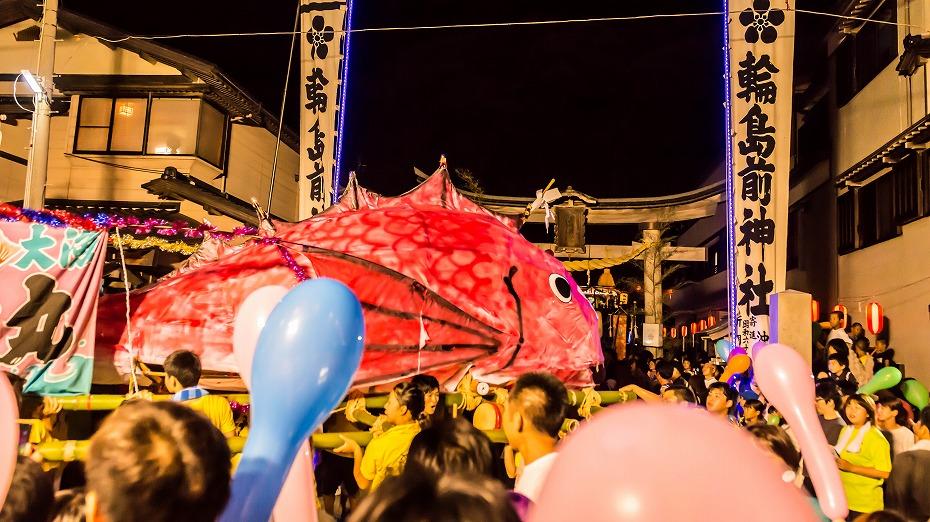 2016.08.25輪島大祭.輪島前神社2