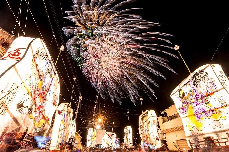 2016.08.27にわか祭の花火3
