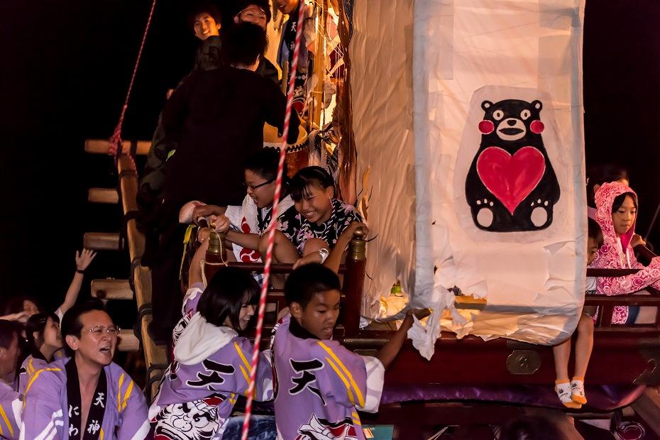 2016.08.27にわか祭海瀬神社境内乱舞5