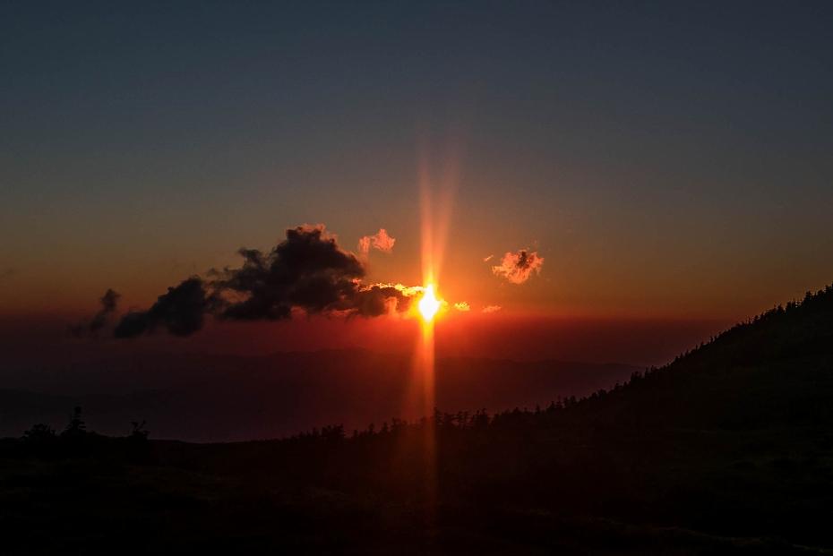 2016.08.31白山の夕暮れ2.1818