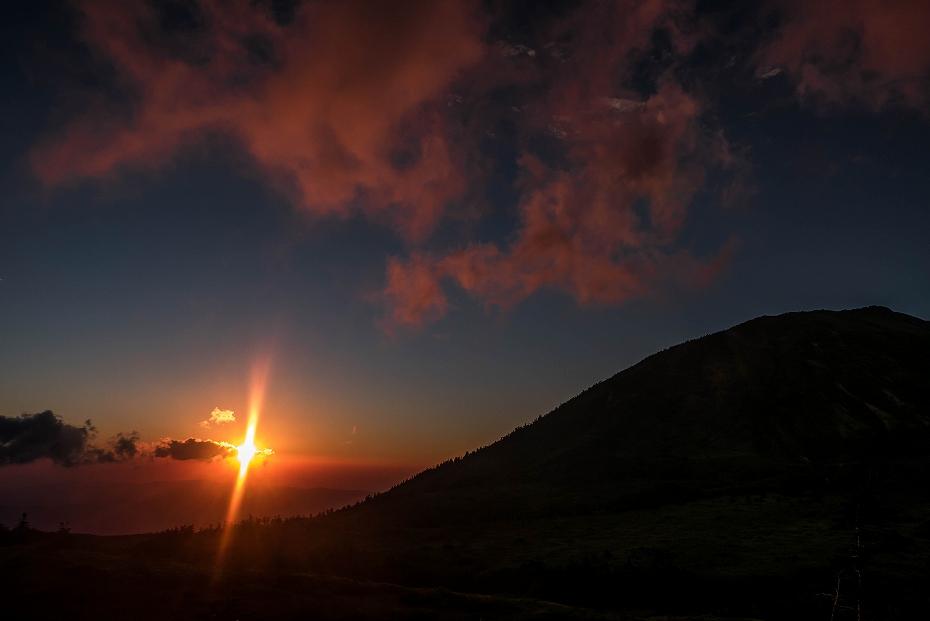 2016.08.31白山の夕暮れ1.1817