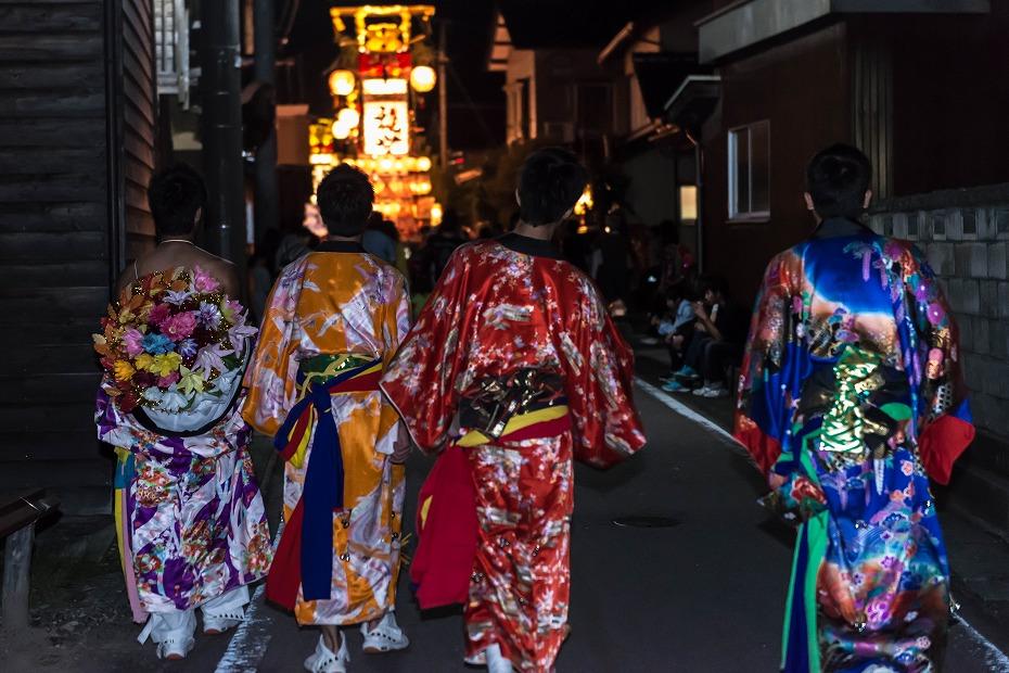 2016.09.10蛸島キリコ祭り4