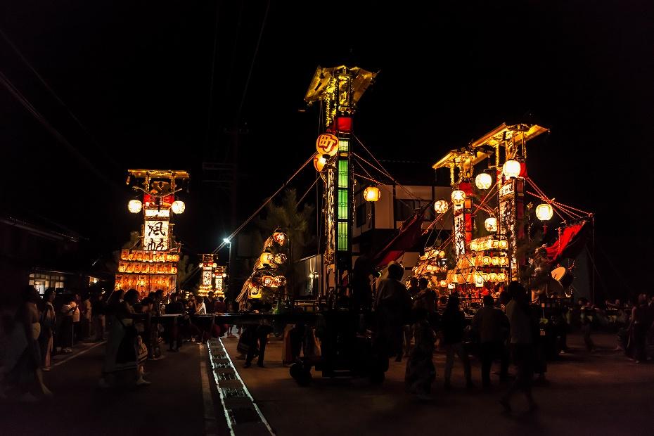 2016.09.10蛸島キリコ祭り2