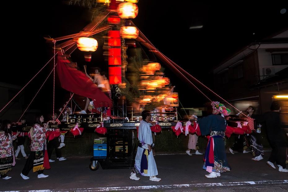 2016.09.10蛸島キリコ祭り1
