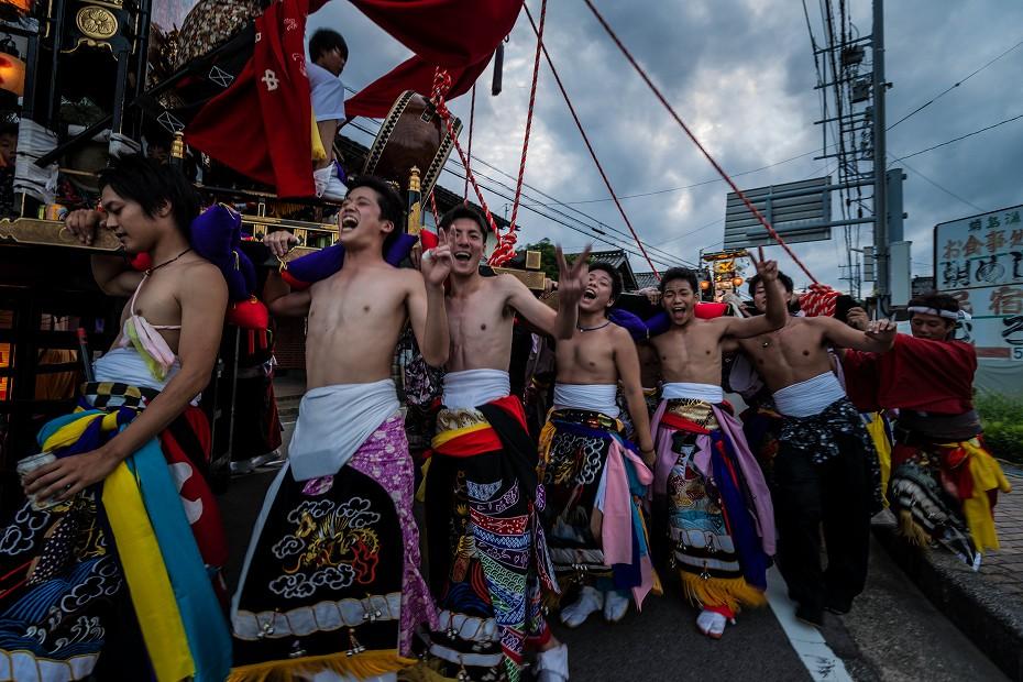 2016.09.11蛸島キリコ祭り巡行19