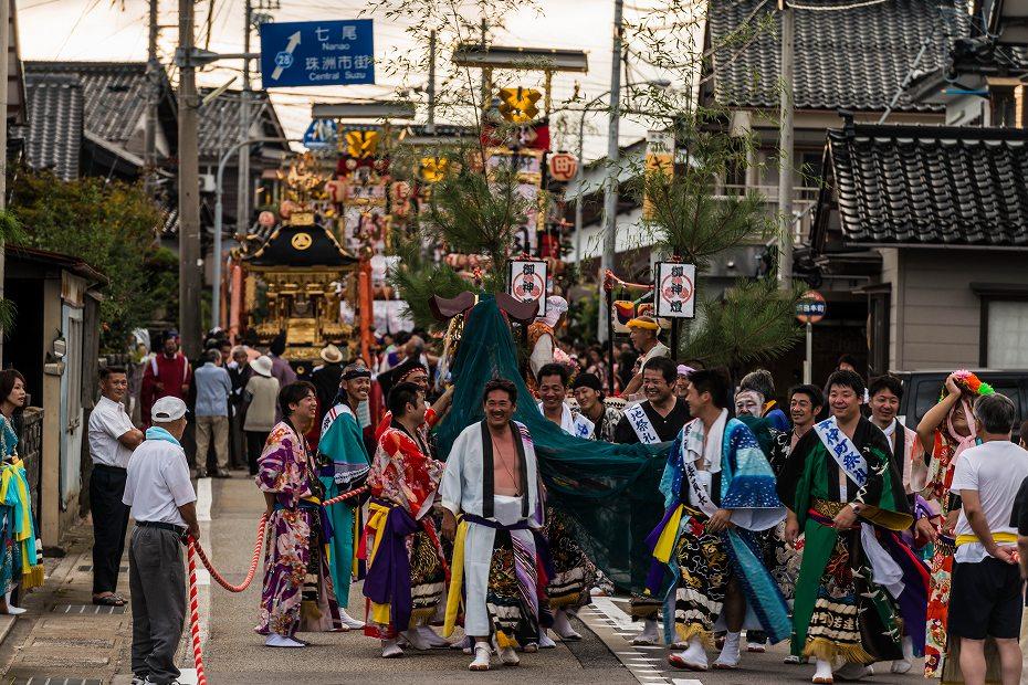 2016.09.11蛸島キリコ祭り巡行14