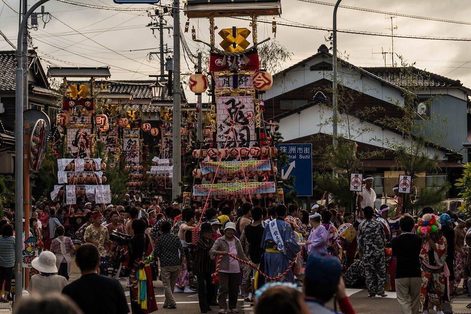 2016.09.11蛸島キリコ祭り巡行13