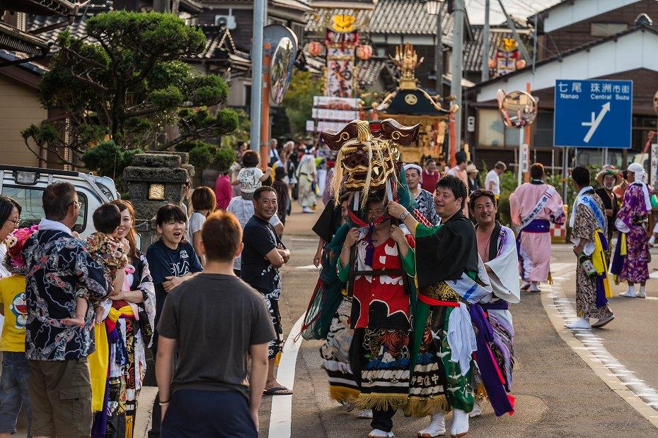 2016.09.11蛸島キリコ祭り巡行12