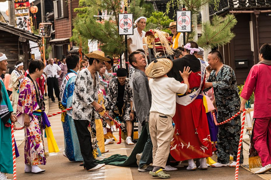 2016.09.11蛸島キリコ祭り巡行3