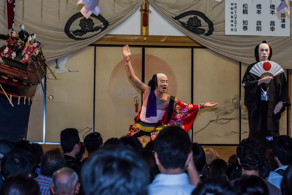 2016.09.11蛸島キリコ祭り乱舞12