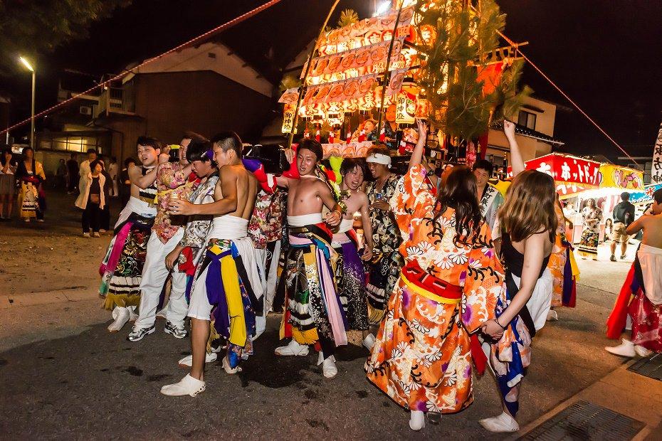 2016.09.11蛸島キリコ祭り乱舞7