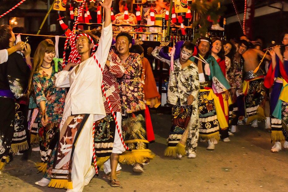 2016.09.11蛸島キリコ祭り乱舞9