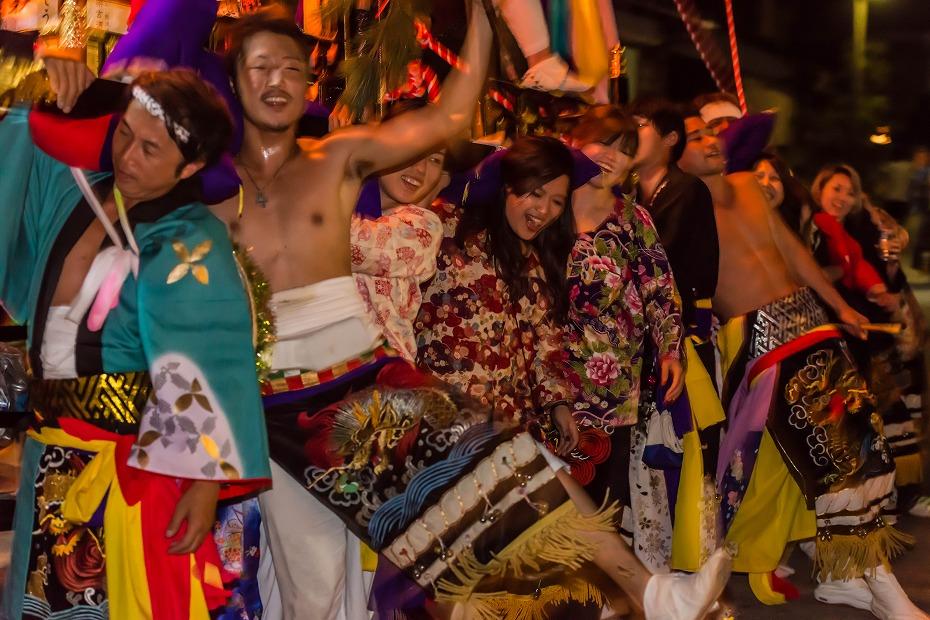 2016.09.11蛸島キリコ祭り乱舞8