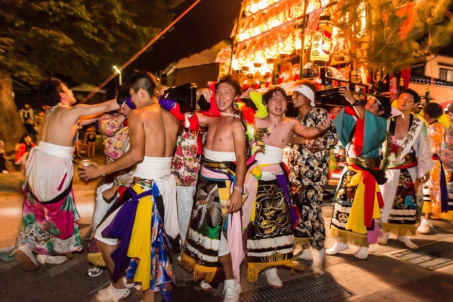 2016.09.11蛸島キリコ祭り乱舞3