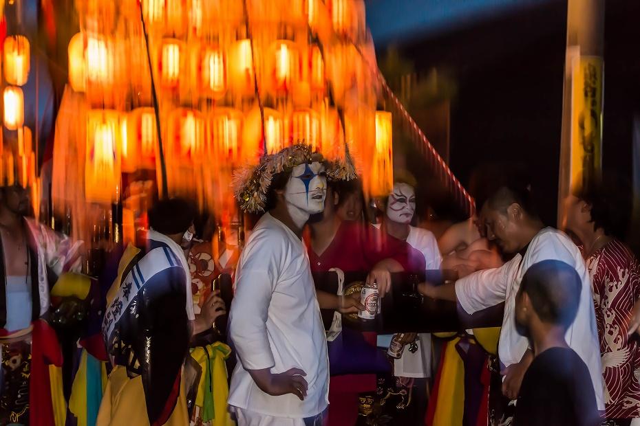 2016.09.11蛸島キリコ祭り乱舞4