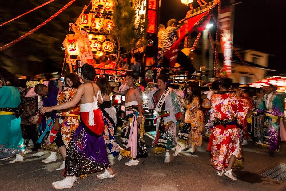 2016.09.11蛸島キリコ祭り乱舞5
